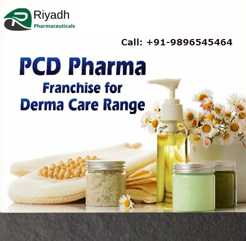 Top Derma Pcd Company in India